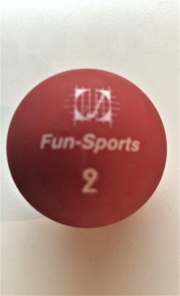 FUN sports bold nr. 2 ( ularkeret)