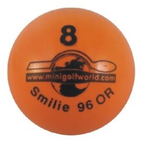 Smilie 8 orange